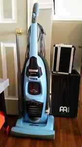 Kenmore upright vaccuum with attachments