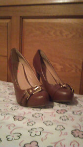 JUST FAB brand shoes $35 each