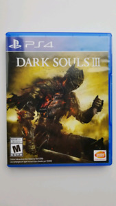 Dark Souls 3 for PS4, mint