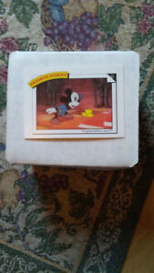 91 Impel Walt Disney Mickey Mouse Favorite Stories 210 Card Set