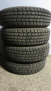 205 75 R14 Studded Winter Tires - Cooper Weathermaster S/T2 95S