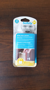 Safety 1st latches