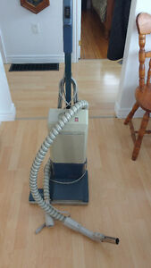 Upright Electrolux vacuum cleaner and attachments
