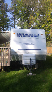 31 Ft. Travel Trailer - Wildwood