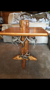 Handmade Wooden Coffee Table
