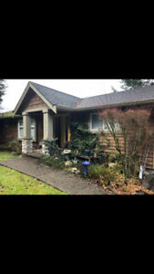 House For Rent Surrey/Langley *Garage*Acreage*Parking