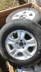 """4 rims 16"""" (mags)"""