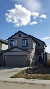 3 Years Old Double Garage House in West Edmonton for Rent