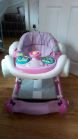 Baby walker coupe car