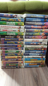 Disney VHS Collection