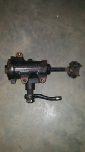 1968-72 CHEVELLE MANUAL STEERING BOX