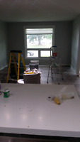 Looking to get some drywall jobs/ mud and tape/ paint