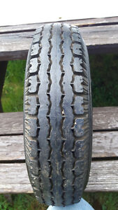 Trailer tire North Shore Greater Vancouver Area image 1