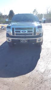 2009 Ford Lariat 4x4