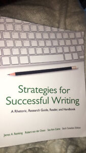 Strategies for Successful Writing - James A. Reinking