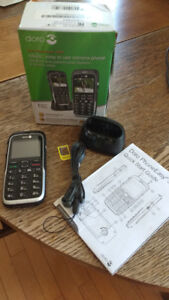 DORO PhoneEasy 520X Cell Phone (boxed)