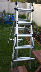 Cosco Home and Office World's Greatest 5-Step Folding Ladder