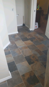 Flooring and floor installation! High quality and good prices!