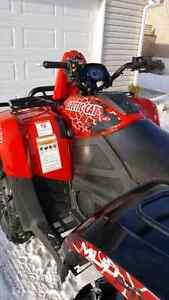 2014 700 mud pro Ltd 30hr 662 km 8500 obo