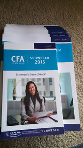 Schweser Notes for CFA Level 2