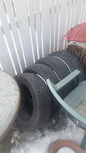 Nokian 185/65R15 92H XL Tires for sale-$300.00