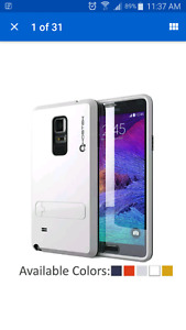 Samsung note 4 cases brand new
