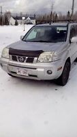 2006 Nissan X-trail 4x4 fully loaded SUV, Crossover