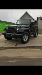 JEEP WRANGLER 2009-2 DOOR-MANUAL