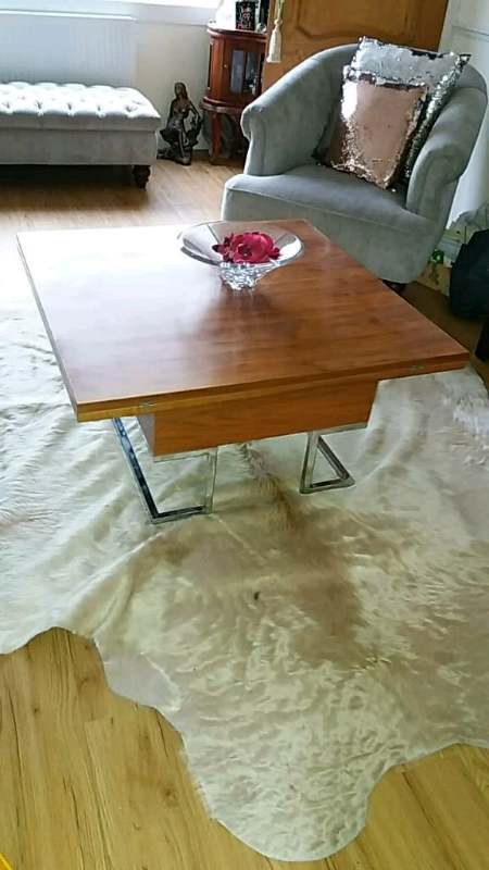 Dwell Convertible Coffeedining Table In Southside Glasgow Gumtree