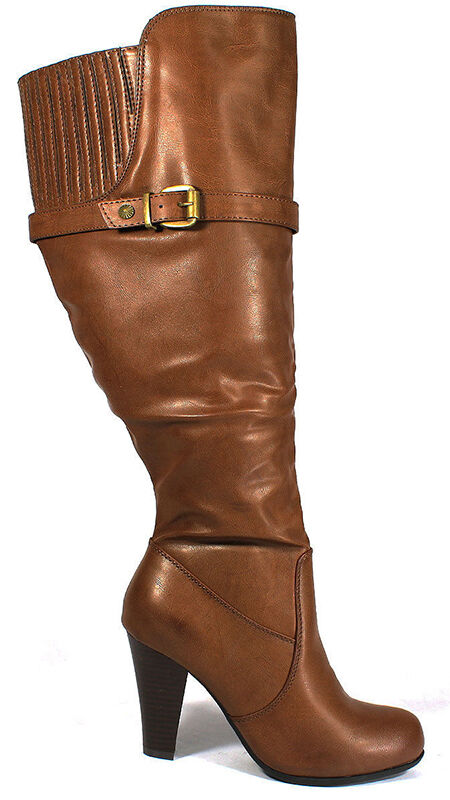 How to Buy Wide Calf Brown Boots | eBay