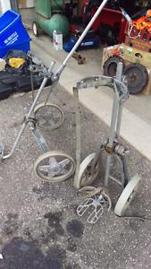 Pull cart/ Bagboy