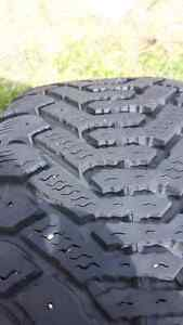 195/60/15  Wnter Tires and Rims