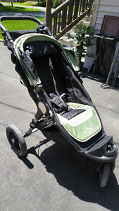 Poussette Baby Jogger City Elite