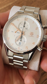 Tag Heuer Carrera Cal 1887 Box and Papers