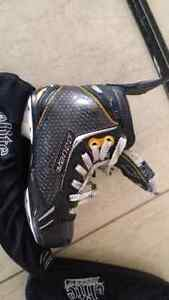 Bauer supreme one. 9 Haute gamme. Size 13 youth