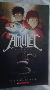 Amulet children's books