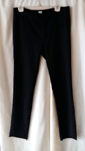 RAD by Rad Hourani Unisex black designer tuxedo pants