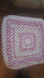 Baby blanket.  This one is $ 40.  Prices are 40 to 50