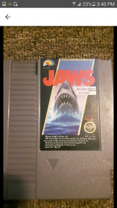 Jaws For NES