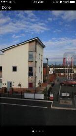 £85/week huge double room in new built flat