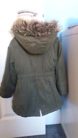 Girl coat 3-4 years