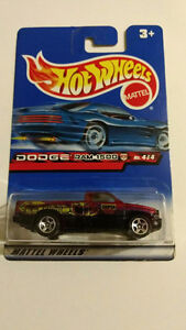 HOT WHEELS DODGE