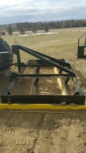 Blades and Attachments for Skidsteers