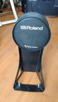 Roland KD-10 bass drum, very good condition