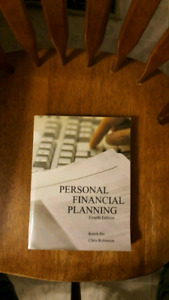 Personal financial planning third edition