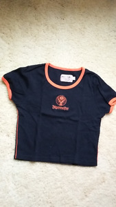 Cropped Jagermeister T-Shirt