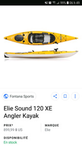 Kayak elie sound 120