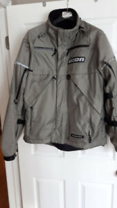 Icon Motorcycle Patrol jacket