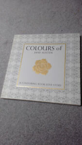 Jane Austen Adult Coloring Book - Brand New