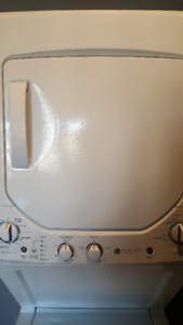 Stackable washer/dryer for sale- less than 1 year old